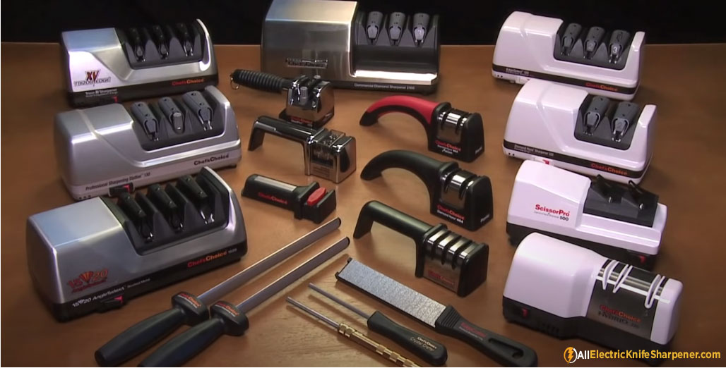 A Detailed Buyer's Guide for the Best Electric Knife Sharpener