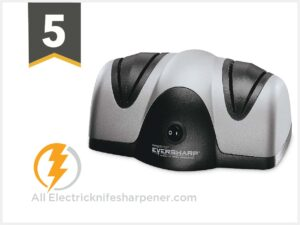 Presto 08800 EverSharp Electric Knife Sharpener, 1, Black