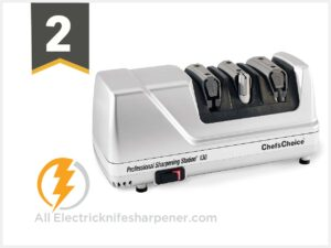 Chef'sChoice 130 Professional Electric Knife Sharpening
