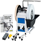 Tormek T-8 Water Cooled Precision Sharpening System, 10 Inch Stone_