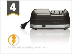 EdgeKeeper Electric Knife Sharpener, Gray