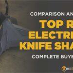 best electric belt knife sharpener