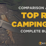 Best Fixed Blade knife for Camping