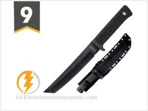 Cold Steel Recon Tanto Fixed Blade Knife with Sheath