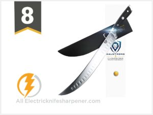 DALSTRONG Butcher s Breaking Cimitar Knife