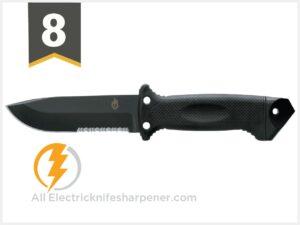 Gerber LMF II Survival Knife, Black