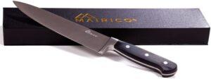 MAIRICO Ultra Sharp Premium 8-inch Stainless Steel Chef Knife
