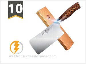 TUO Cleaver - Kitchen Chopping Knife - Stainless Steel Cutlery
