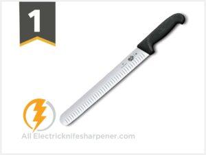 Victorinox Swiss Army - 47645 Cutlery Fibrox Pro Slicing Knife